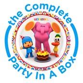 Pocoyo 1st Birthday Party in a Box