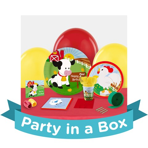Barnyard 2nd Party in a Box