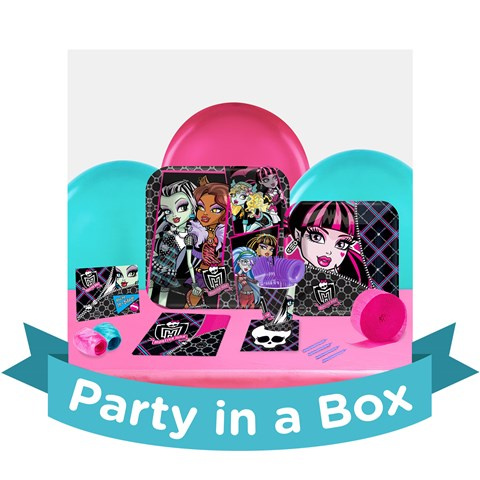 Monster High Party in a Box