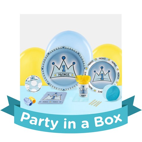 Lil Prince 1st Party in a Box