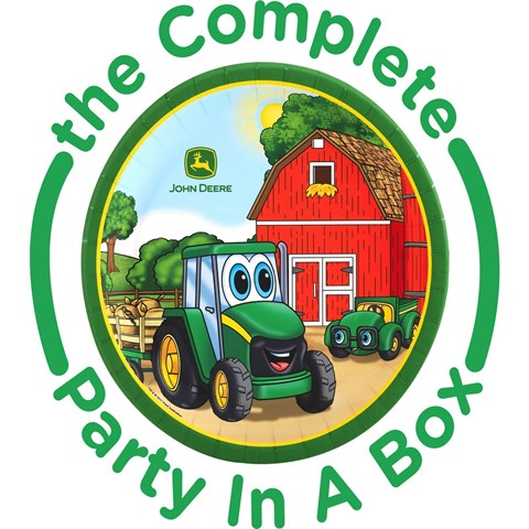 Johnny Tractor 1st Party in a Box