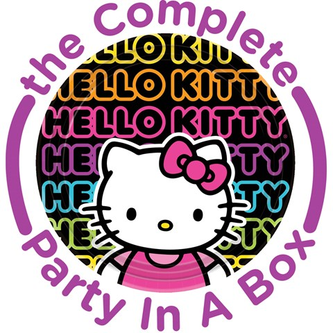 Hello Kitty Tween Party in a Box