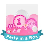Everything One Girl Party in a Box