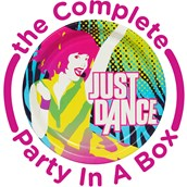 Just Dance Party in a Box