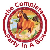 Horse Power Party in a Box