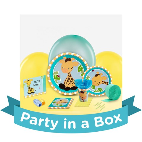 Giraffe Party in a Box