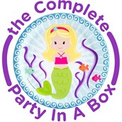 Mermaids Party in a Box