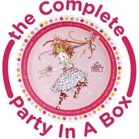 Fancy Nancy Party in a Box