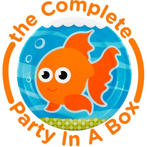 Goldfish 1st Birthday Party in a Box