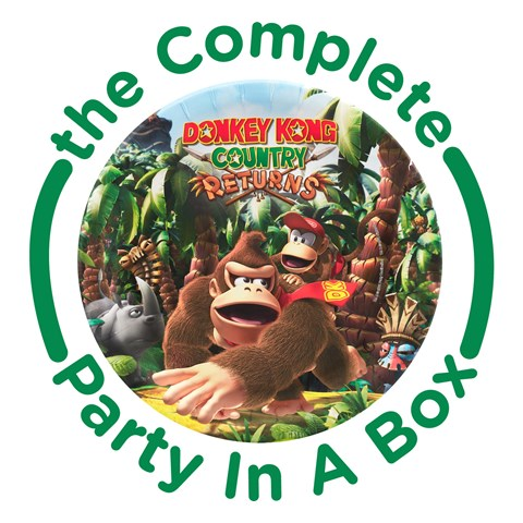 Donkey Kong Party in a Box