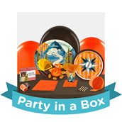 Lets Go Camping Party in a Box