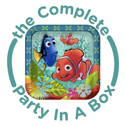 Nemos Coral Reef Party in a Box