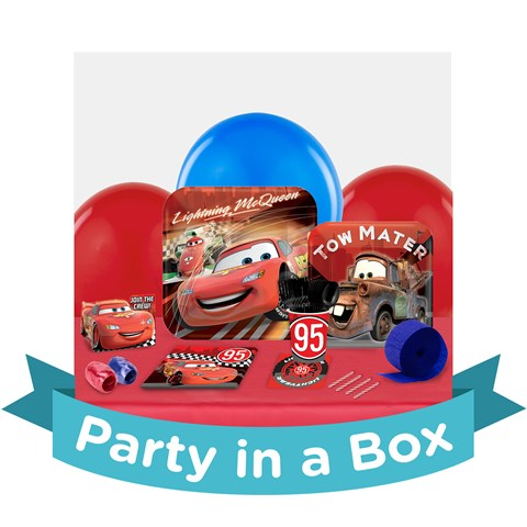 Cars Dream Party in a Box