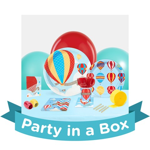 Up Up and Away Party in a Box