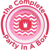 Pink! 1st Birthday Party in a Box