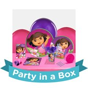 Doras Flower Adventure Party in a Box