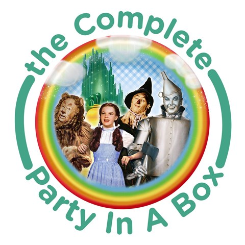 Wizard of Oz Party in a Box