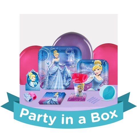 Disney Cinderella Sparkle Party in a Box