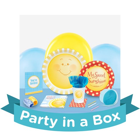 Little Sunshine Party in a Box