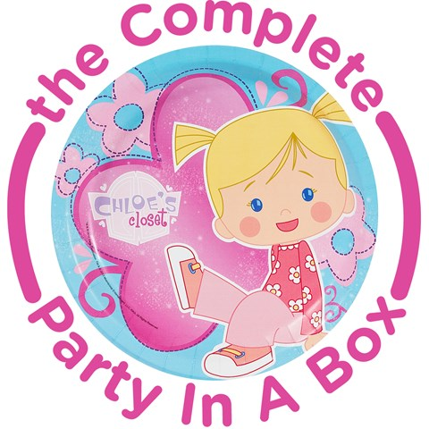 Chloes Closet Party in a Box