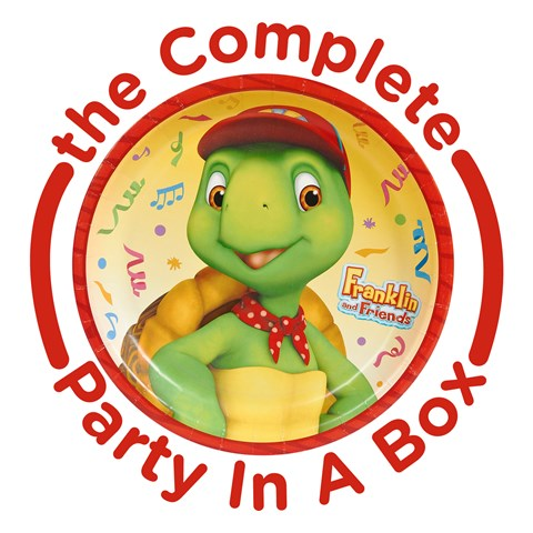 Franklin and Friends Party in a Box