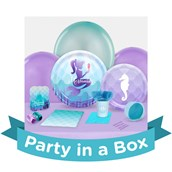 Mermaids Under the Sea Party in a Box