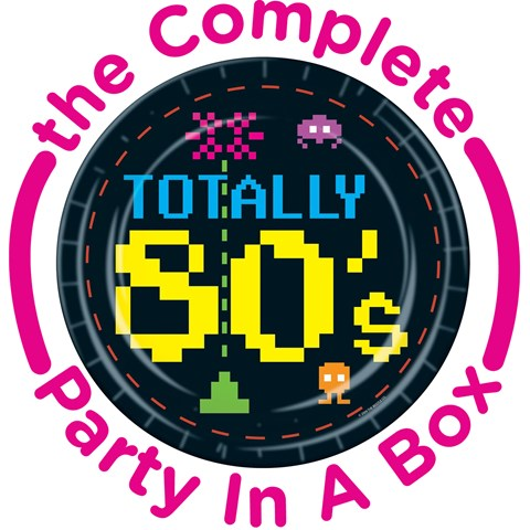 Totally 80's Party in a Box
