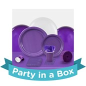 Perfect Purple Party in a Box