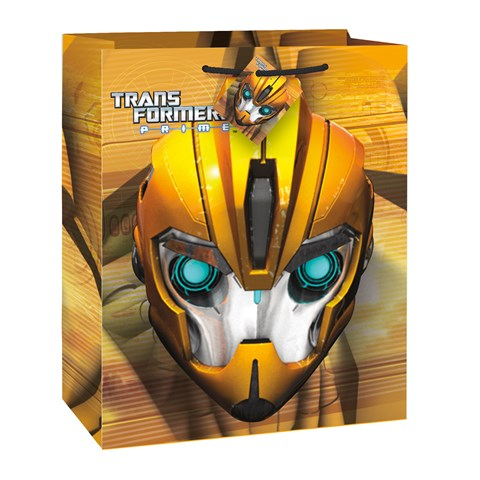 Transformers Large Gift Bag