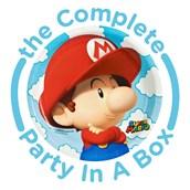 Super Mario Bros. Babies Party in a Box