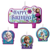 Disney Frozen Candle Set