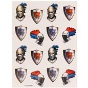 Valiant Knight Sticker Sheets (4)