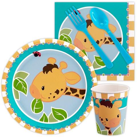 Giraffe Playtime Snack Pack