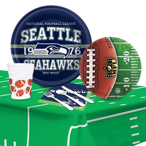 Seattle Seahawks Just Because Pack for 8
