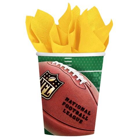 NFL Drive 12 oz. Cups (8)