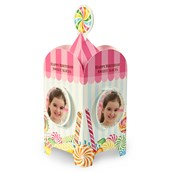 Candy Shoppe Personalized Centerpiece