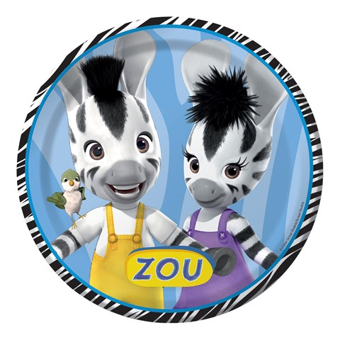 Zou - Dinner Plates (8)