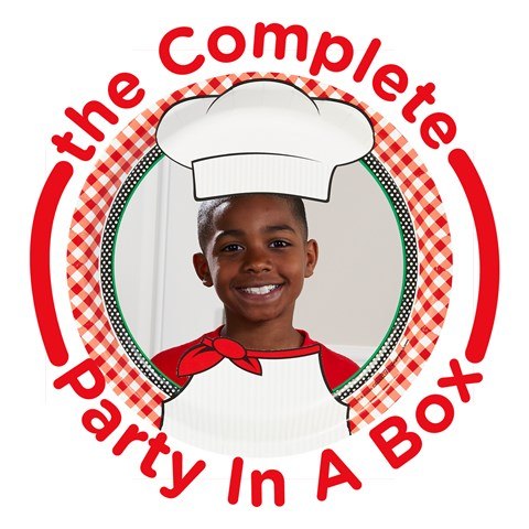 Itzza Pizza Party Personalized Party in a Box