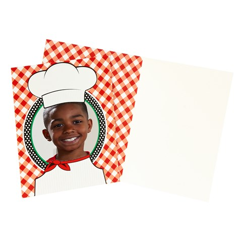 Itzza Pizza Party Personalized Thank You Notes (8)