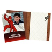 Ninja Warrior Personalized Thank-You Notes (8)