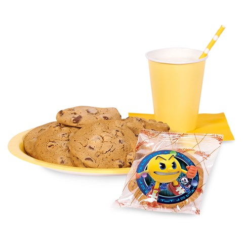 DIY PAC-MAN and the Ghostly Adventures Sticker Cookie Kit