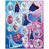 Disney Frozen Character Sticker Sheets (4)
