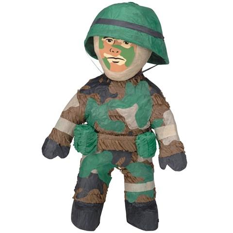 Army Solider Pinata