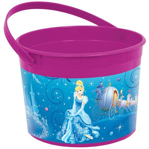 Disney Cinderella Favor Bucket