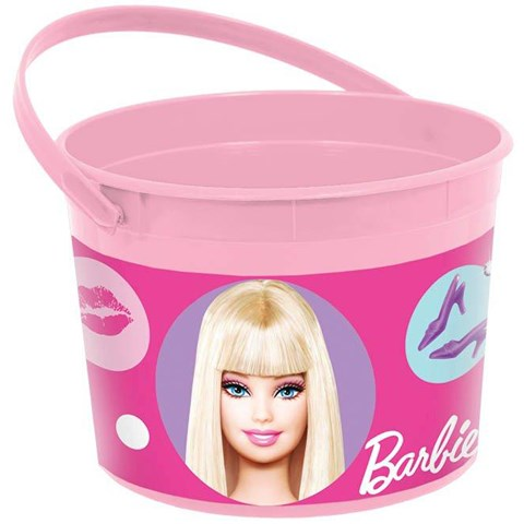 Barbie All Doll'd Up Favor Bucket