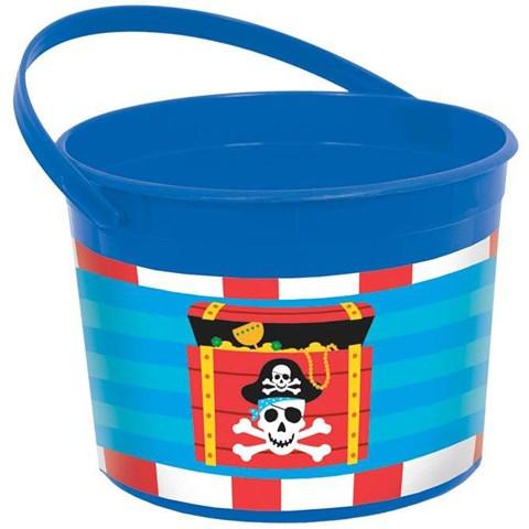 Pirates Treasure Favor Bucket