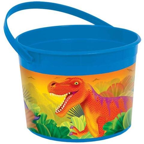 Prehistoric Party Favor Bucket