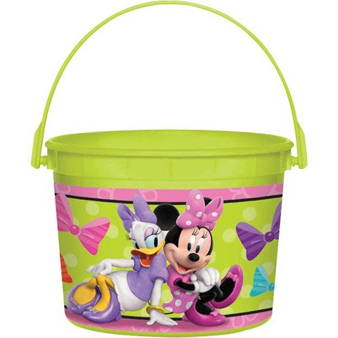 Disney Minnie Mouse Favor Bucket