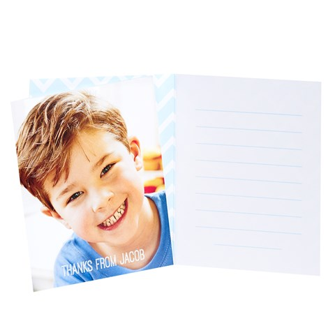 Boys Personalized Thank-You Notes (8)
