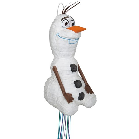 Disney Frozen Olaf 3D Pull-String Pinata